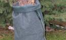 Worek na sadzonki wykonany z włókniny, chroniący przed przesuszeniem zanim te dotrą do miejsca rozsady. Worek można zwilżyć wodą, co znacznie wydłuża możliwy czas przechowywania, zanim sadzonka trafi do gruntu.